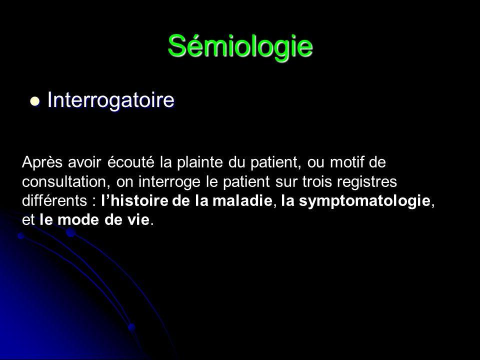 Série méniscale Douleur méniscale provoquée à la mobilisation.