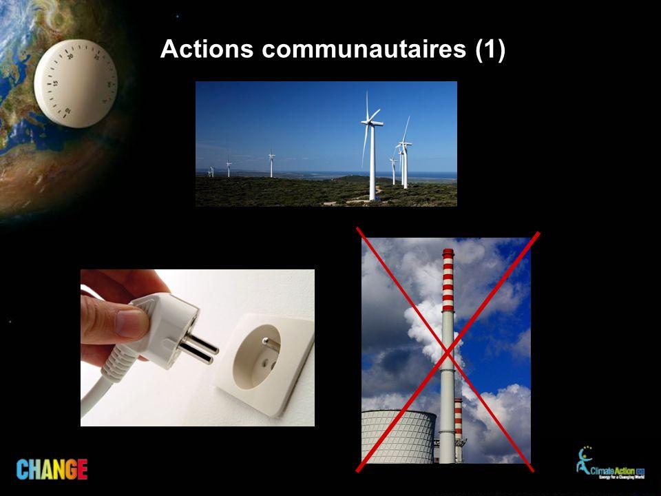 En décembre 2008, les dirigeants européens ont adopté le paquet climat-énergie, avec des objectifs ambitieux pour 2020.