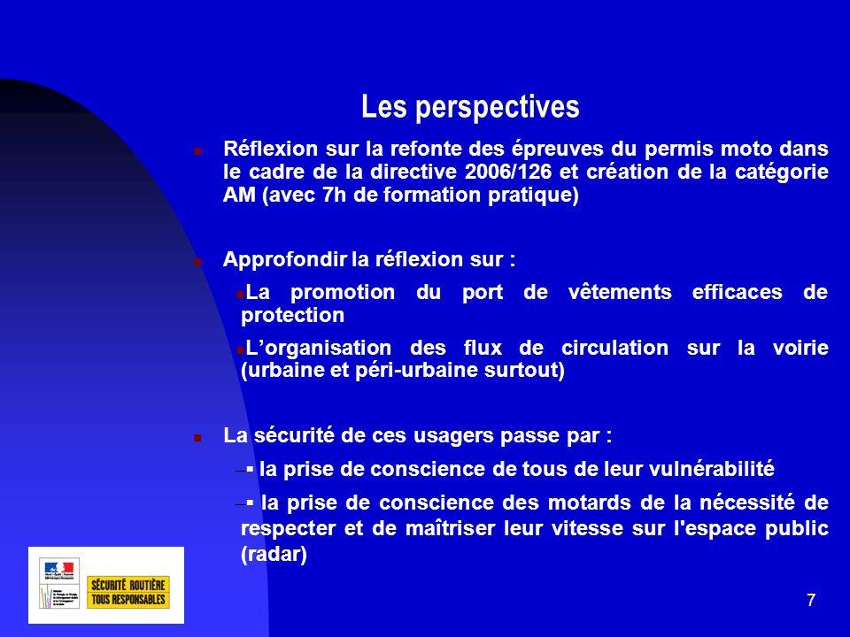 8 Pour plus d informations : http://www.securite-routiere.gouv.fr/ et www.conduire-un-deux-roues.gouv.fr Merci pour votre attention http://www.securite-routiere.gouv.fr/