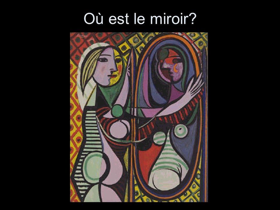 Où est le miroir
