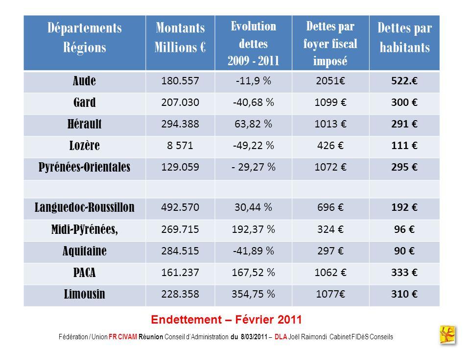 Association CADIFE : Quel Avenir ? - Restitution DLA du 18/05/2010 à Clermont lHérault - Joël Raimondi Cabinet FIDèS CONSEILS et Peter Ulrich Départem
