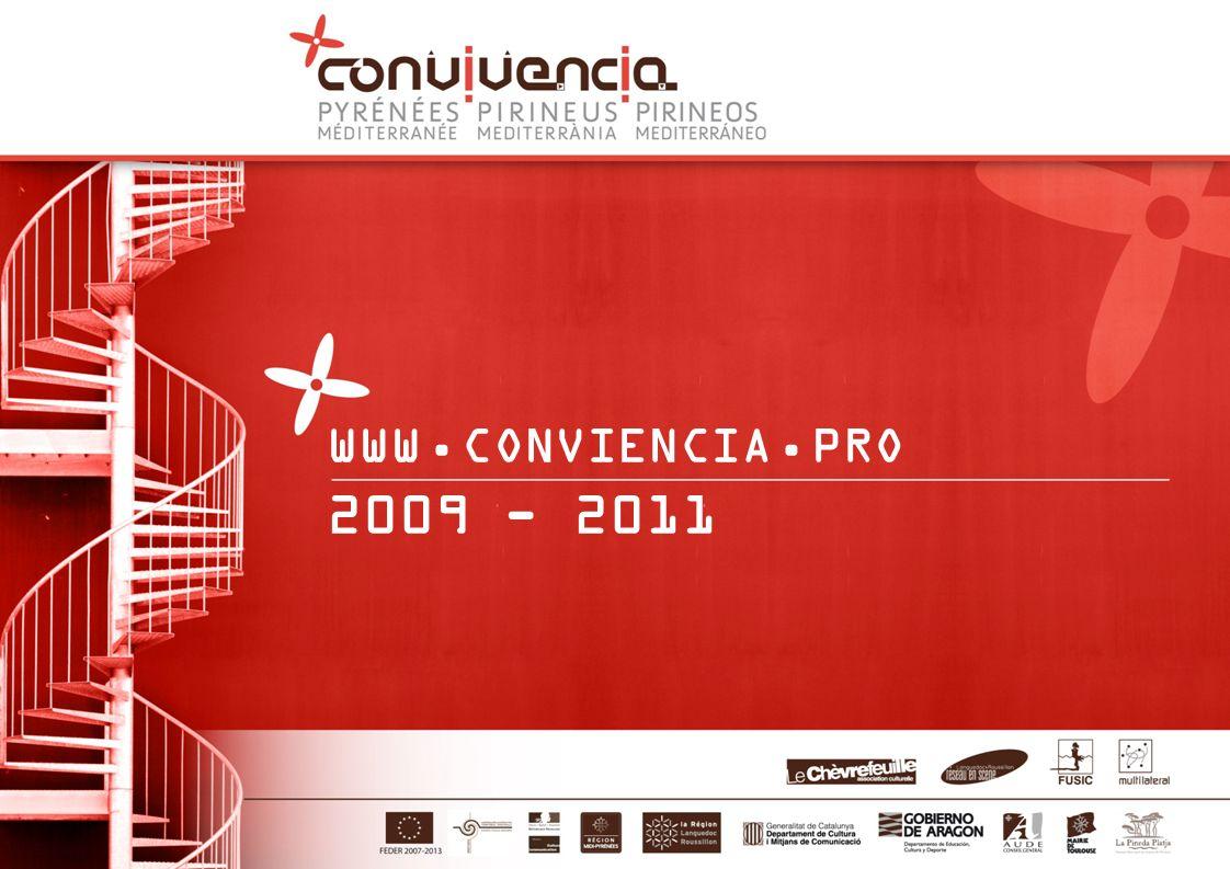 WWW. CONVIENCIA. PRO 2009 - 2011