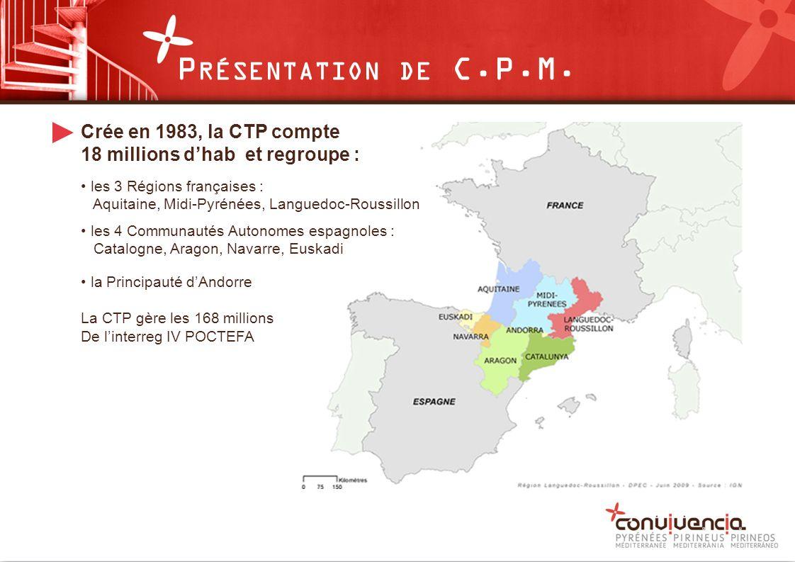 Vers un rayonnement Culturel « naturel » Eurorégional ouvert à Euroméditerranée