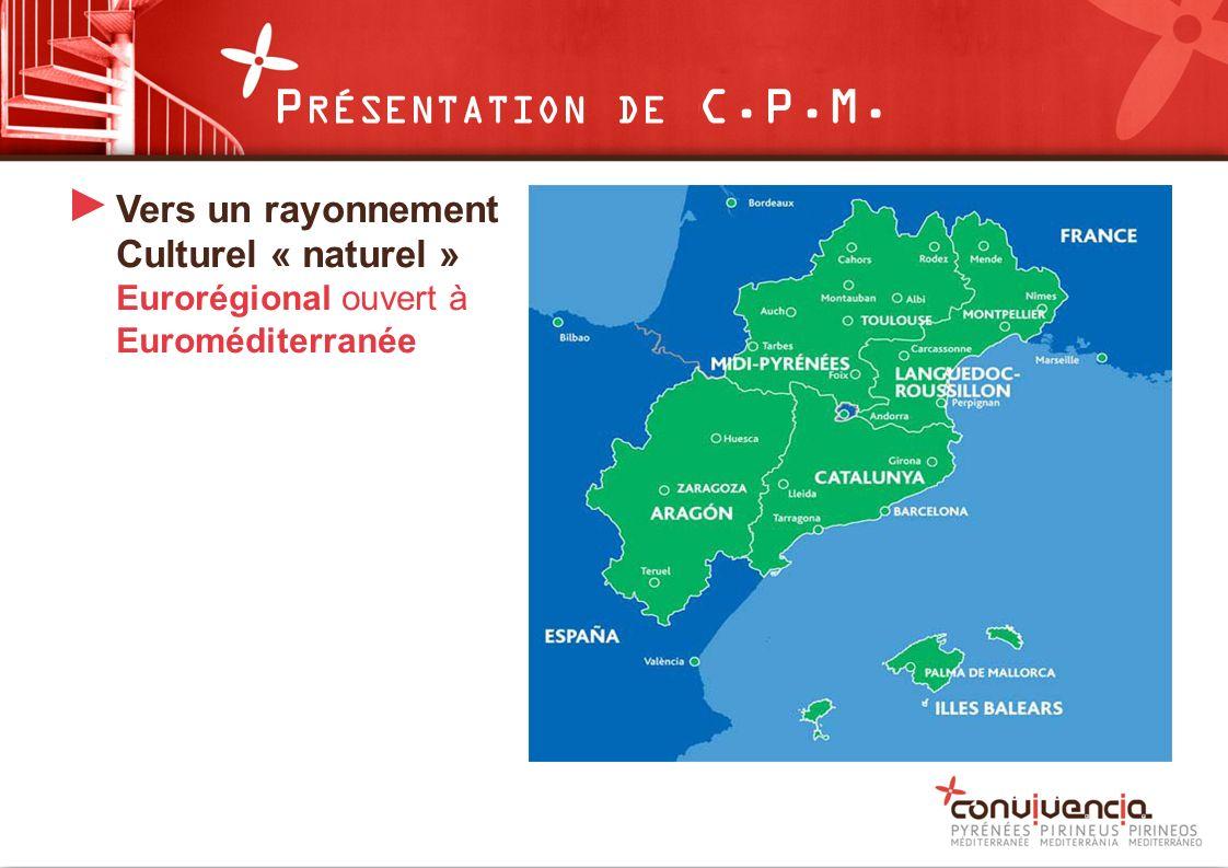 P RÉSENTATION DE C.P.M.