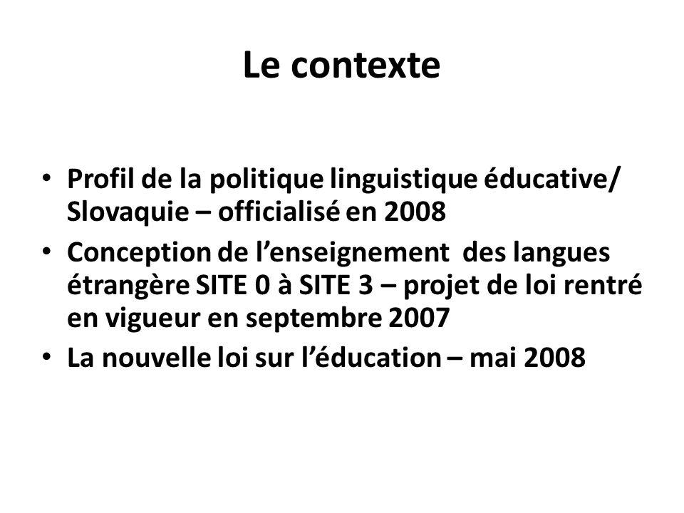 Les convergences dans les textes officiels La création des programmes nationaux communs – il sagit de 70 % de contenu obligatoire dans les écoles.