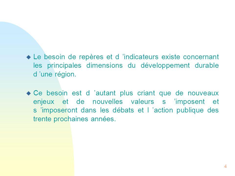 5 L initiative « Indicateurs 21 » L initiative « Indicateurs 21 » trouve son origine dans deux grands chantiers : 1 -Les travaux du SRADT qui ont conduit à l élaboration d un projet régional mobilisateur à 10 ans pour le Nord - Pas de Calais qui a été adopté en novembre 2006.