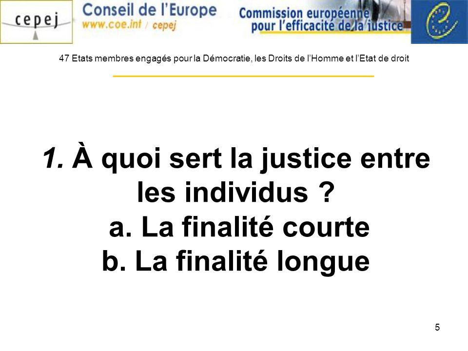 6 2.La justice est-elle productrice de lien social .