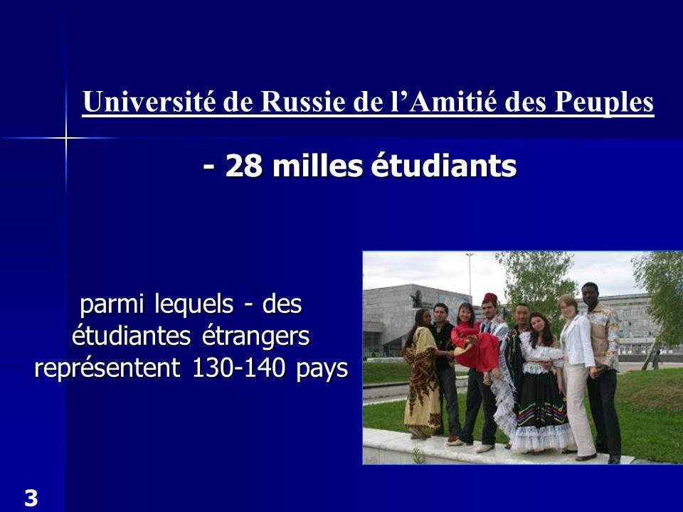 «Internationalisation de luniversité» et de son campus lindice: 20% des étudiants étrangers sur total lindice: 20% des étudiants étrangers sur total 4