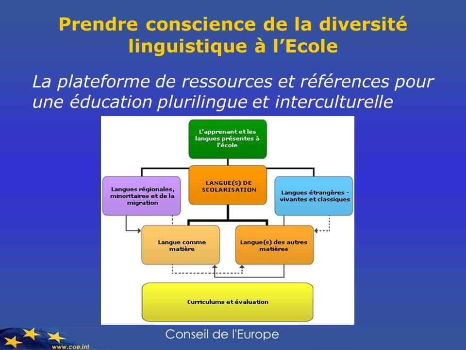 La plateforme de ressources et références pour une éducation plurilingue et interculturelle