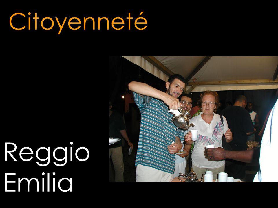 Reggio Emilia Citoyenneté