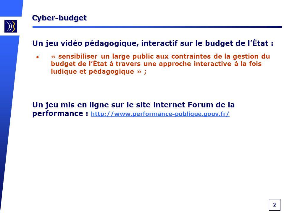 3 Quelques exemples à létranger La France nest pas le seul pays à sinscrire dans une démarche pédagogique sur les questions budgétaires.
