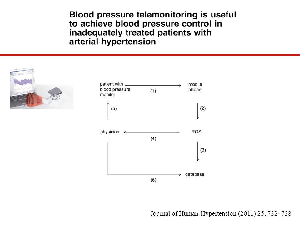 Journal of Human Hypertension (2011) 25, 732–738