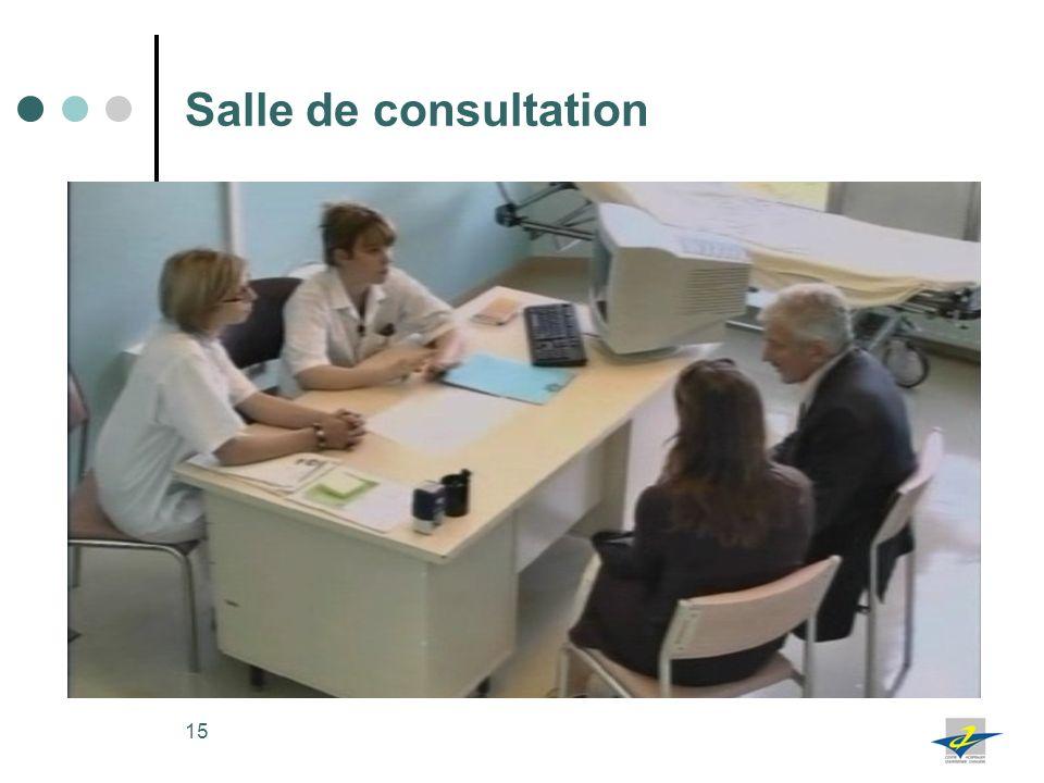 15 Salle de consultation