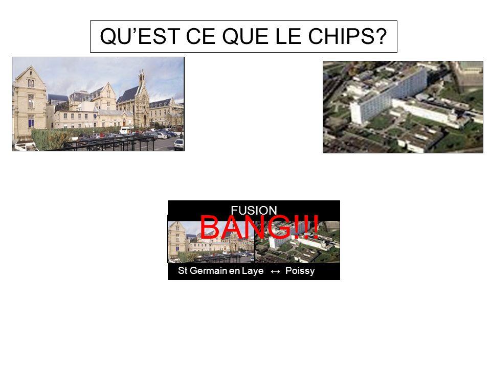 QUEST CE QUE LE CHIPS? St Germain en Laye Poissy FUSION BANG!!!