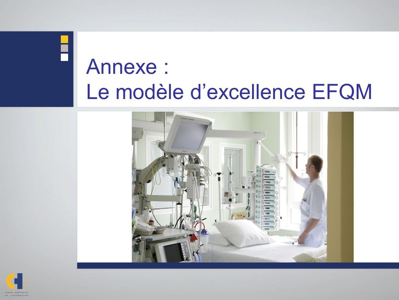 Annexe : Le modèle dexcellence EFQM
