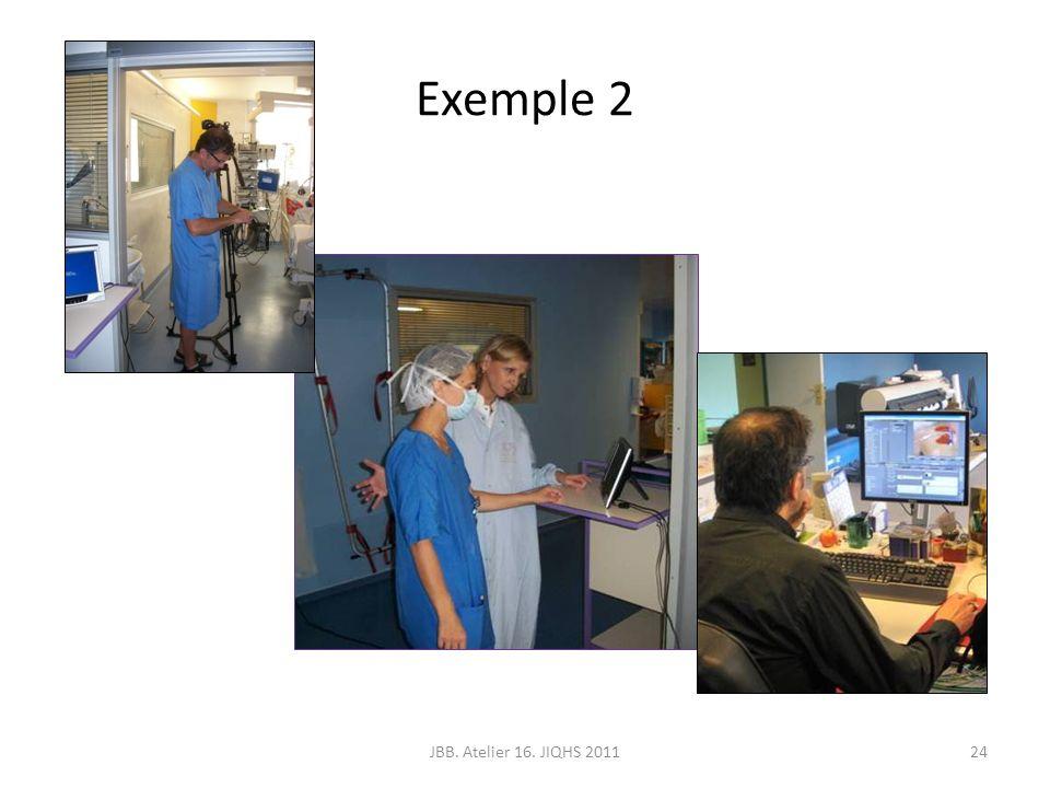 Exemple 2 JBB. Atelier 16. JIQHS 201124