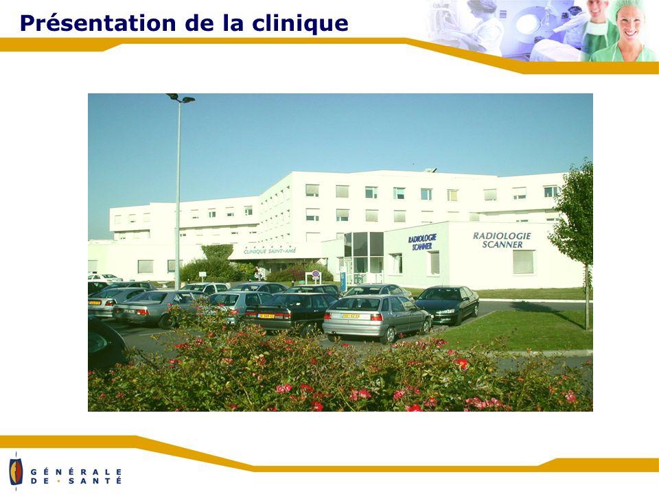 Présentation de la clinique