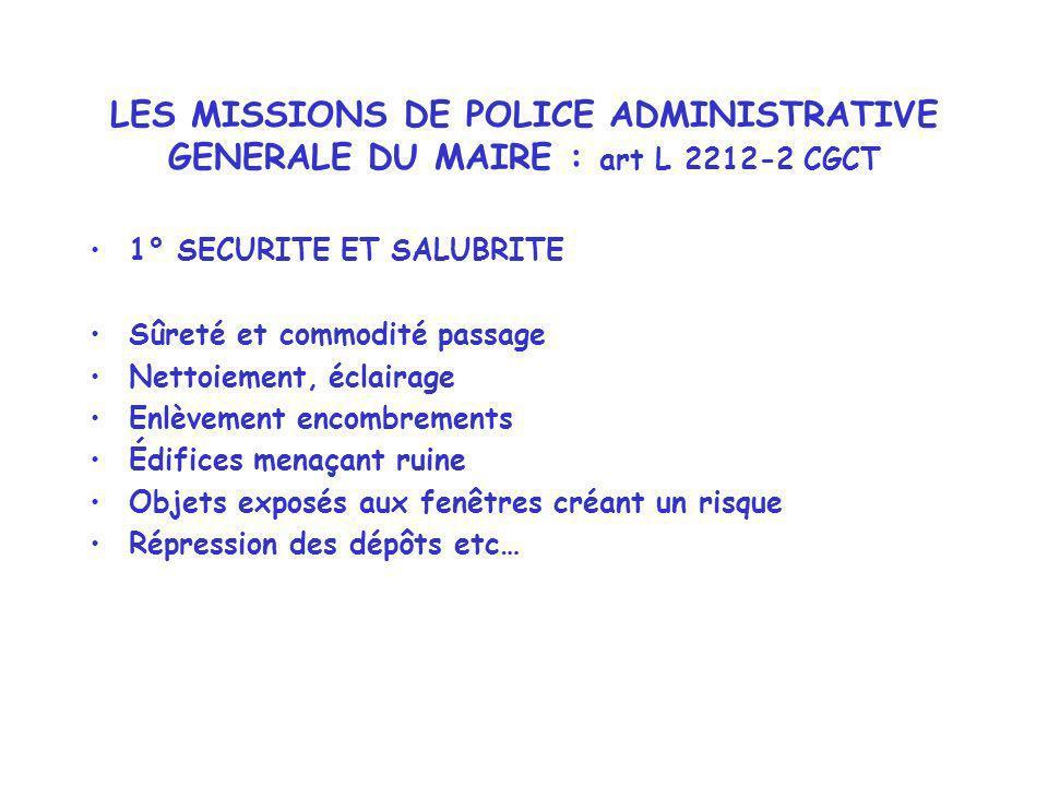 Article L2211-1 (Loi nº 2004-811 du 13 août 2004 art.
