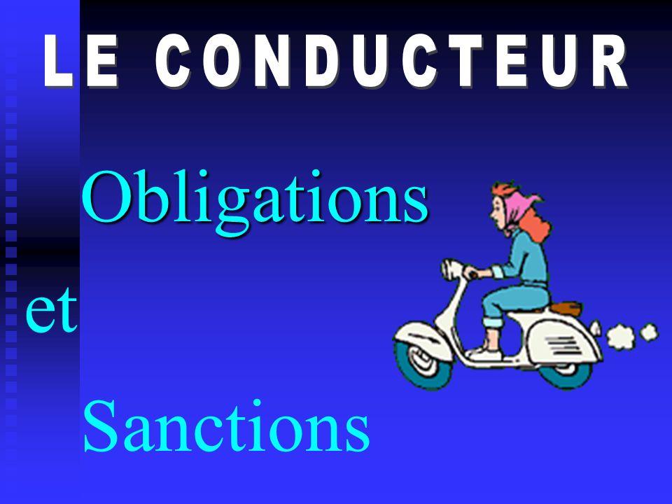Obligations Sanctions et