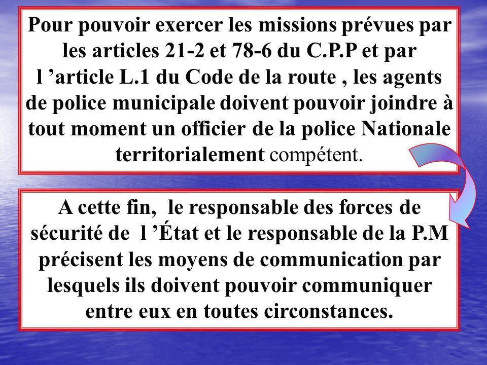 Les forces de sécurité de l État et de la P.M échangent les informations dont elles disposent sur les personnes signalées disparues et sur les véhicul
