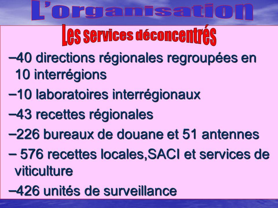 Les services à compétence nationale Les services à compétence nationale Direction nationale du renseignement et des enquêtes douanières Direction nati