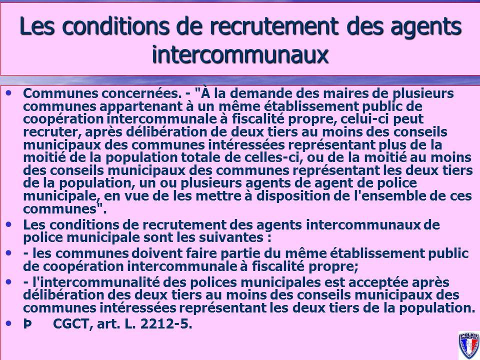 Établissement public de coopération intercommunale Communes membres d'un établissement public de coopération intercommunale. - L' article 163 de la lo