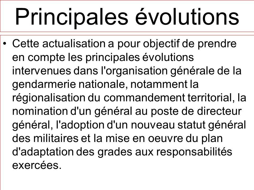 La réorganisation territoriale La réorganisation territoriale est mise en oeuvre par les décrets n° 2005-274 du 24 mars 2005 portant organisation géné