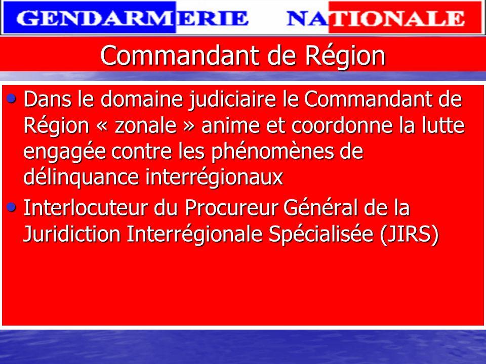 Préfet de Région Ce choix procède de la même logique qui a présidé au renforcement du rôle de Préfet de Région en matière de coordination des services