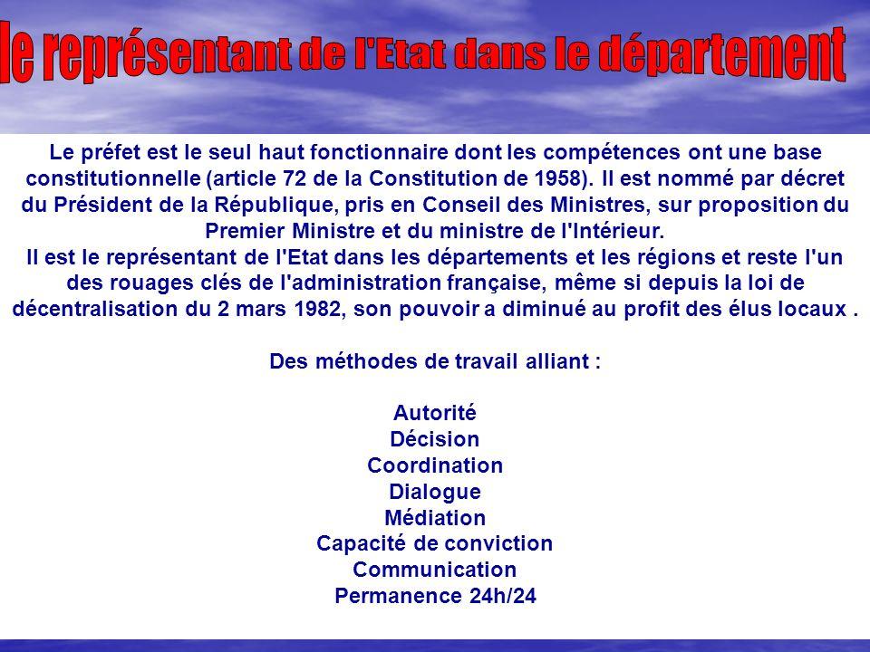 Le Conseil de Sécurité intérieure a décidé le 27 avril 1998 les mesures suivantes : 1 - Validation des principes d une nouvelle répartition des effectifs de police et de gendarmerie sur le territoire, Transferts de compétences entre police et gendarmerie Redéploiement interne dans la gendarmerie nationale.