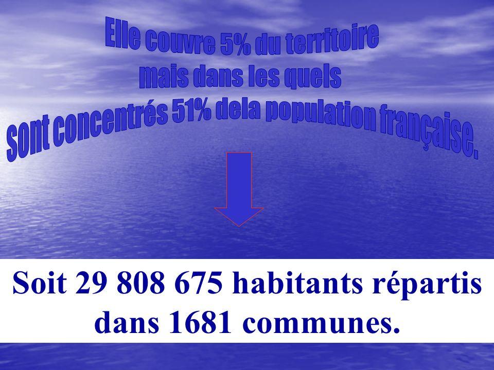 La sécurité publique est implantée dans: 95 Départements métropolitains 4 Départements doutre-mer. Guadeloupe, Martinique, Guyane et Réunion. 2 Territ