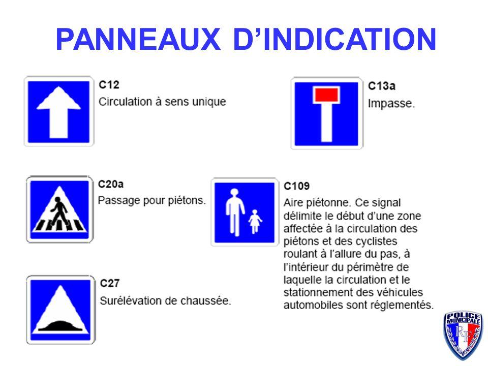 PANNEAUX DOBLIGATION