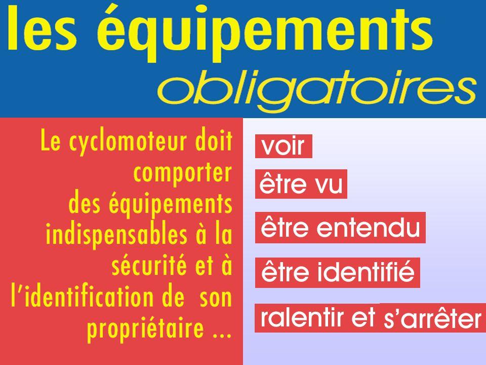 Définition Le Cyclomoteur : Véhicule Véhicule à deux ou trois roues, dune cylindrée ne dépassant pas 50 cm³ cm³ dont la vitesse par construction nexcè