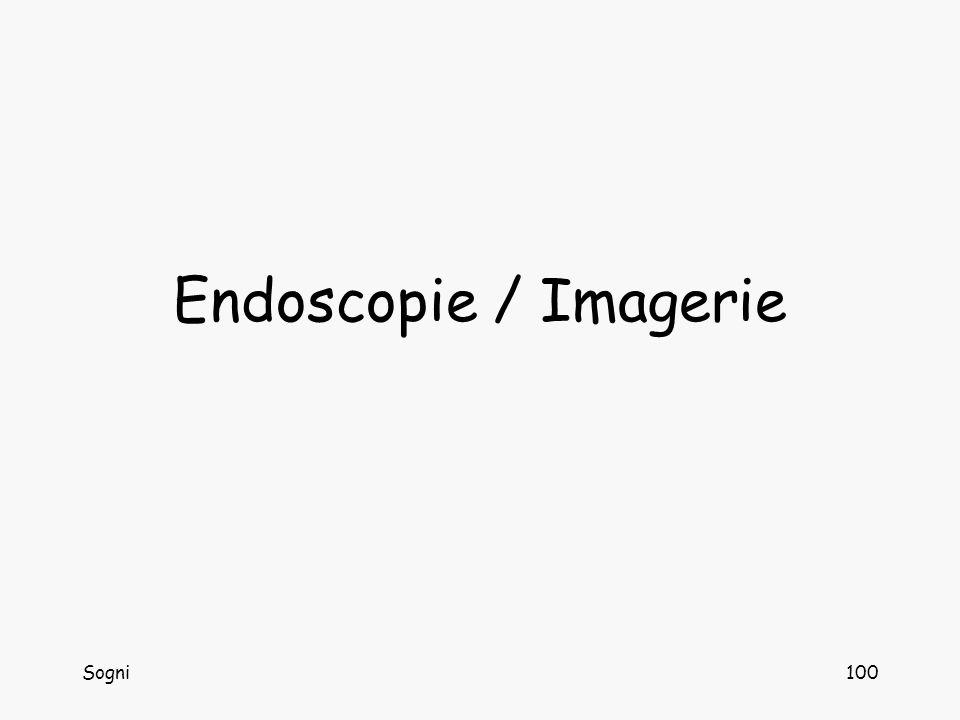 Sogni100 Endoscopie / Imagerie