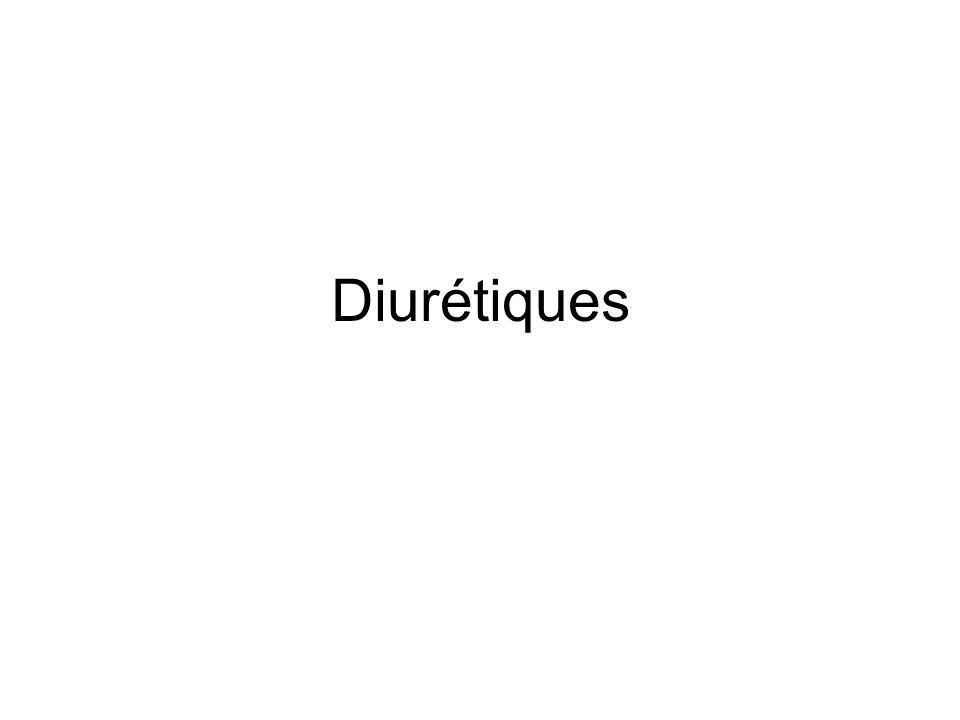 Diurétiques
