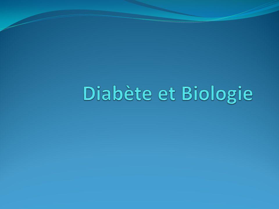Le Diabète Gestationnel : - Découvert pendant la grossesse, résistance à linsuline le +souvent.