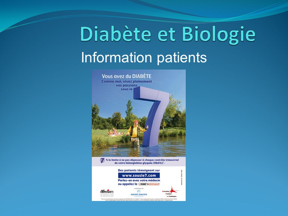 Information patients