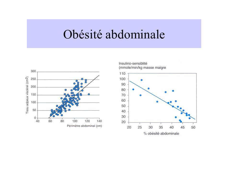 Obésité abdominale
