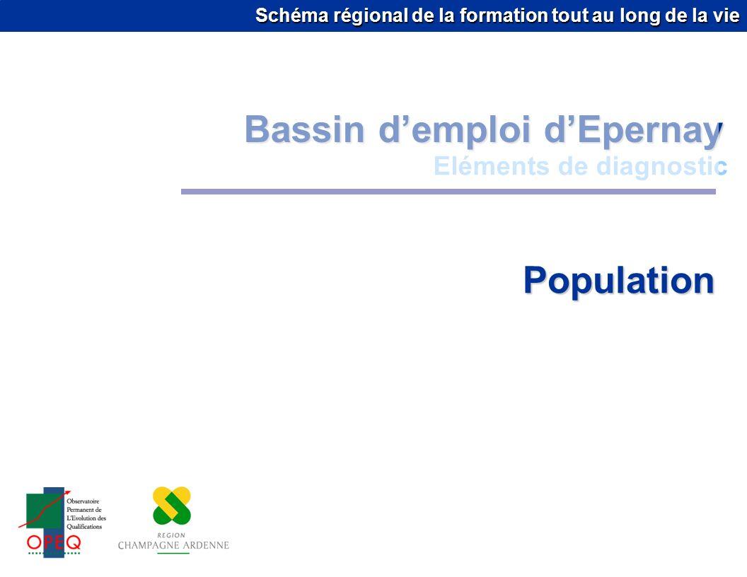 Schéma régional de la formation tout au long de la vie Evolution démographique en nombre dhabitants Source : INSEE, recensement de la population et Omphale 2000 Réalisation : OPEQ, 2005 1 307 211 88 498 Base 100 en 1962
