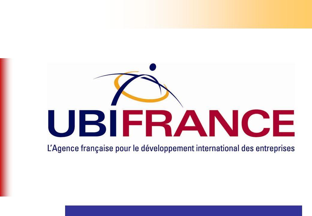 Le dispositif public DGTPE (Direction Internationale) DRCE (Directions Régionales du Commerce Extérieur) Missions Economiques à létranger Ministre délégué au Commerce Extérieur UBIFRANCE AFIICOFACE