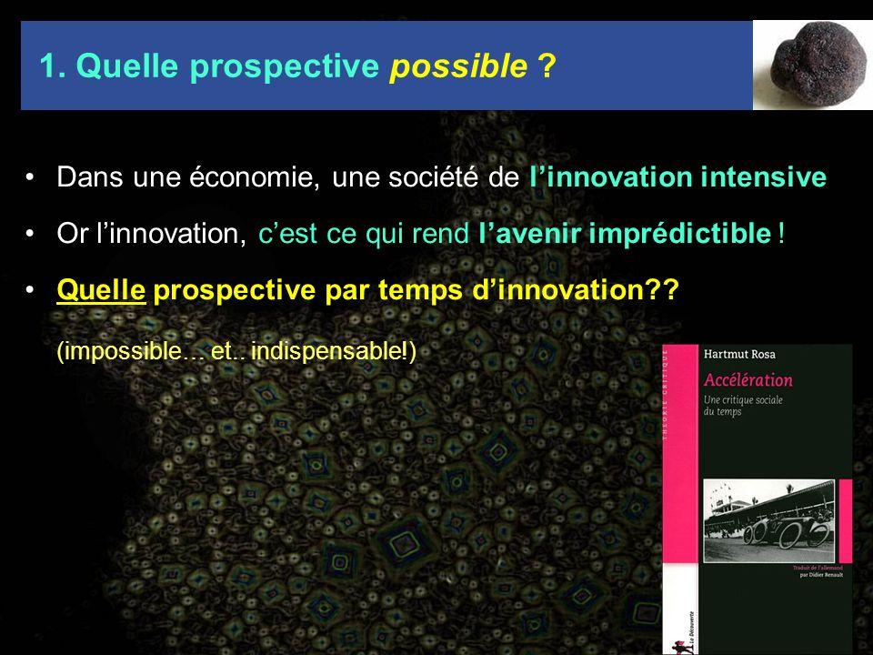 10 indices prospectifs du changement global de paradigme « du Transport à la Mobilité » Le paradigme de la (nouvelle) mobilité