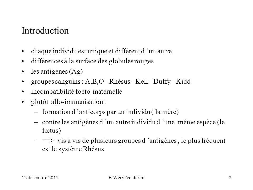 3E.Wéry-Venturini 12 décembre 20113