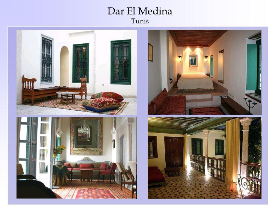 Le Dar Fatma ne comporte que 7 chambres dhôtes doubles, il faut donc en tenir compte lors de lorganisation du séjour.