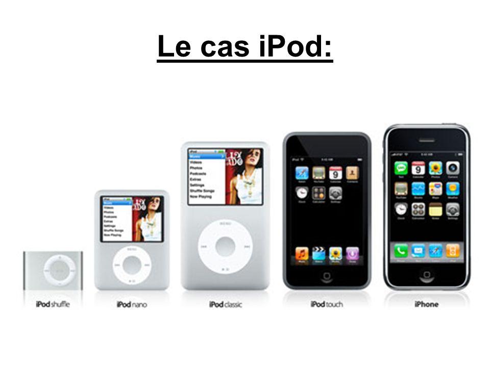 Le cas iPod: