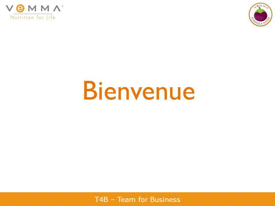 T4B – Team for Business Bienvenue