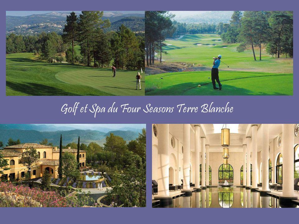 Golf et Spa du Four Seasons Terre Blanche