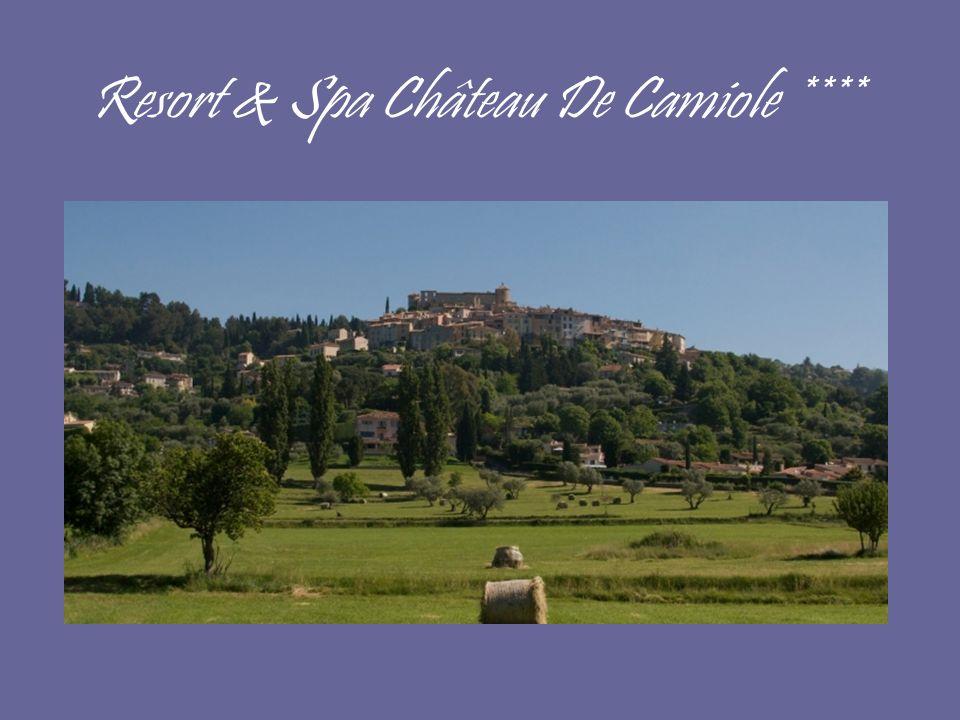 Resort & Spa Château De Camiole ****