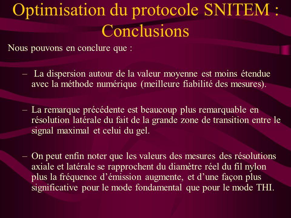 Une comparaison des déviations standards inter-opérateur des résultats dune résolution en fonction de la profondeur danalyse, pour les deux méthodes,