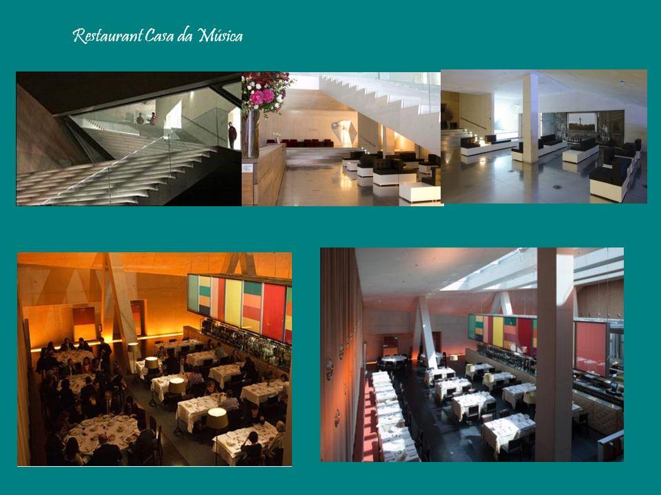 Restaurant Casa da Música