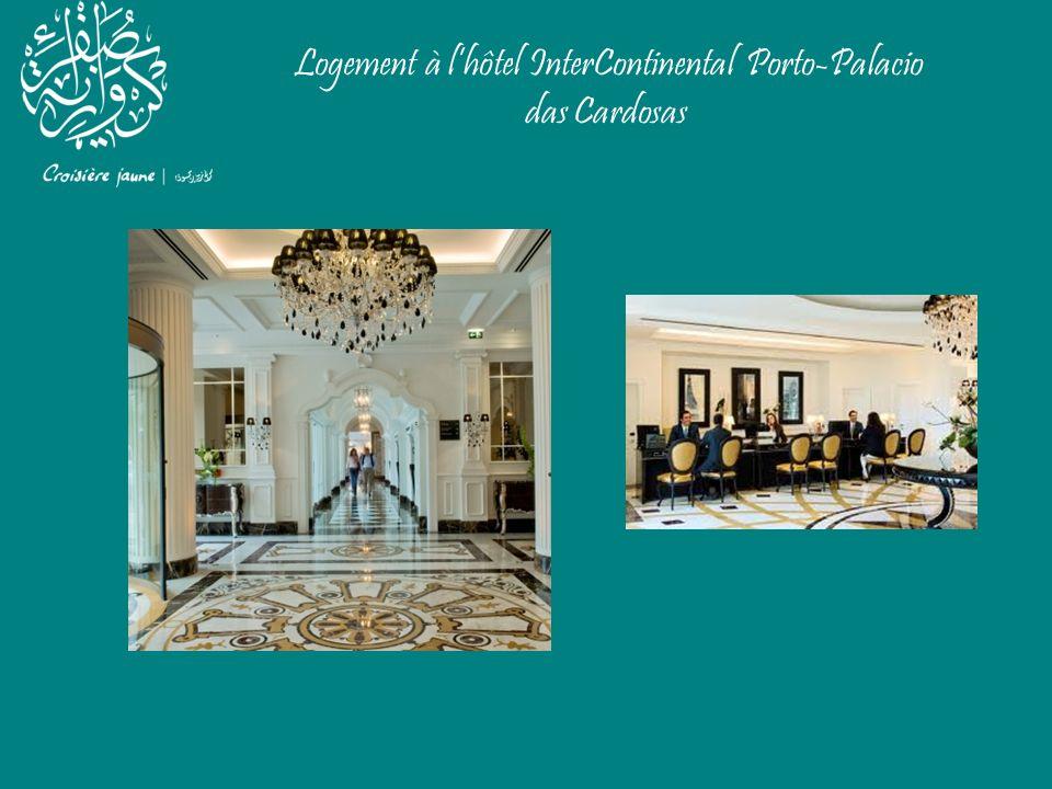 Logement à lhôtel InterContinental Porto-Palacio das Cardosas
