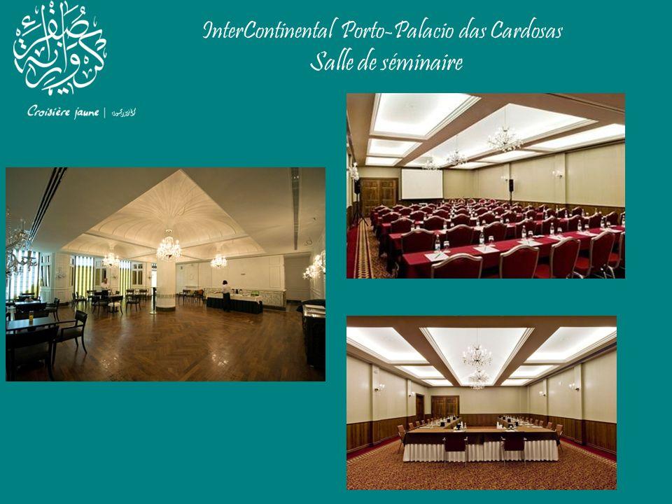 InterContinental Porto-Palacio das Cardosas Salle de séminaire